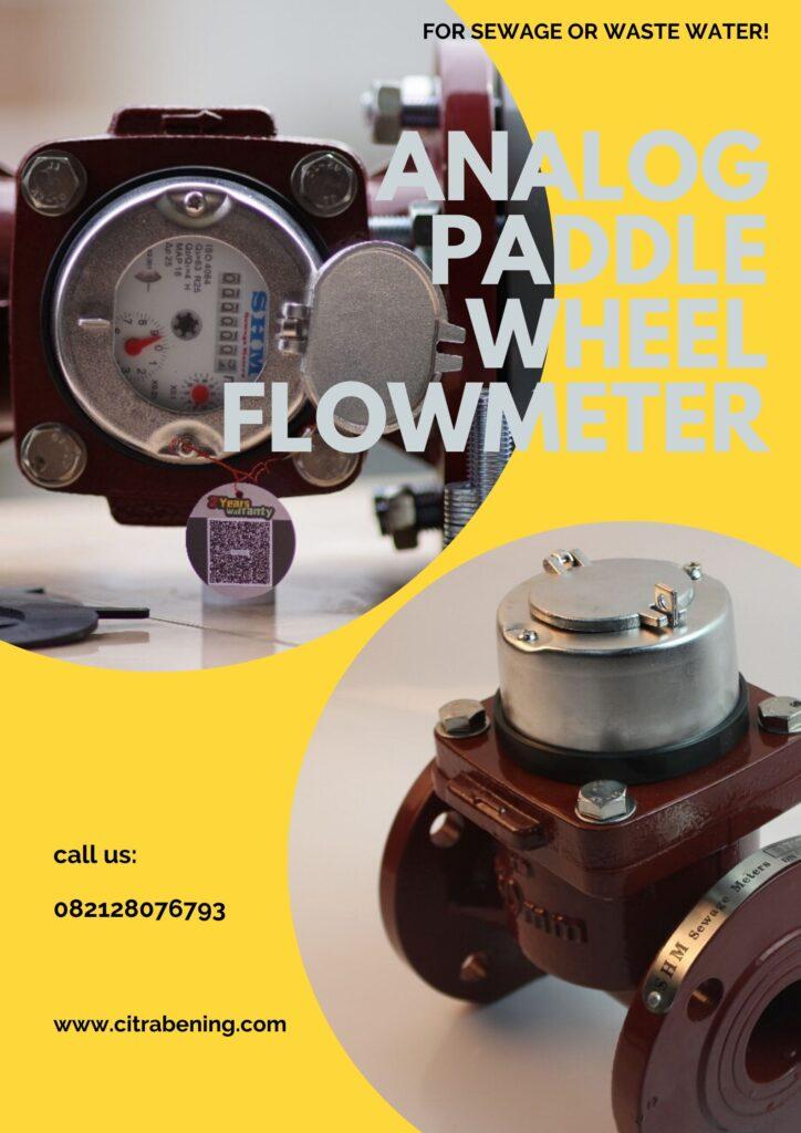 Sewage and Wastewater Flowmeter