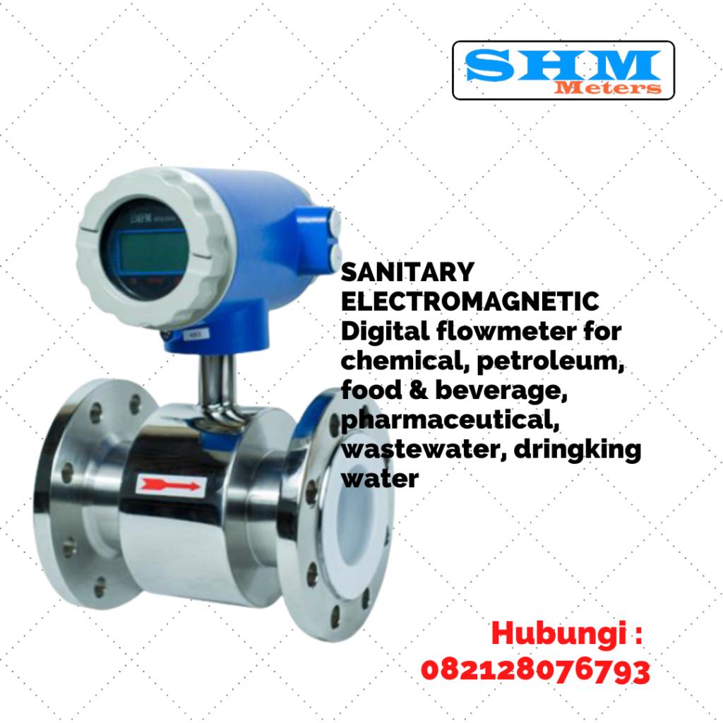 Sanitary Meter